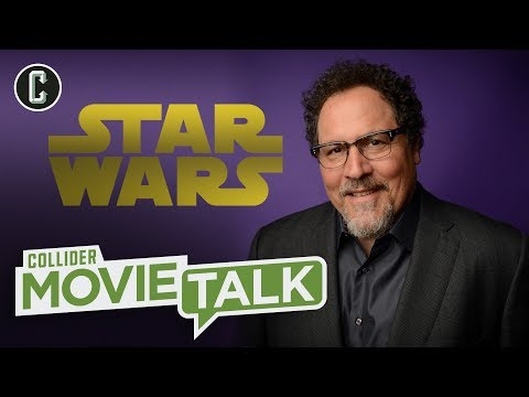 Jon Favreau to Write, Produce LiveAction Star Wars Series  Movie Talk