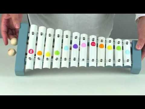 Janod Xylophone by www schoene spielsachen