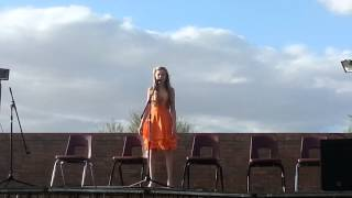 Mariah Larronde - Wings cover by Lil