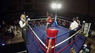 Ultra White Collar Boxing | Middlesbrough | Nathan Hudson VS Alex Green