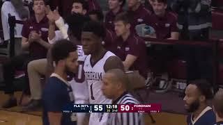 Men's Basketball vs. Florida International Highlights - November 16, 2018