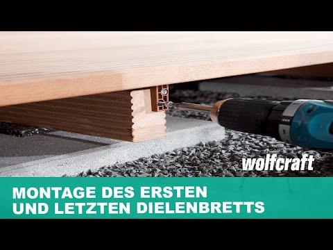 wolfcraft verbinder f r das erstes und letztes. Black Bedroom Furniture Sets. Home Design Ideas