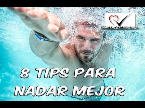 8 TIPS PARA NADAR COMO PROFESIONAL