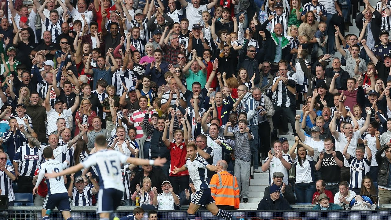 Chapter and verse: Genesis of Psalm 23 at West Brom