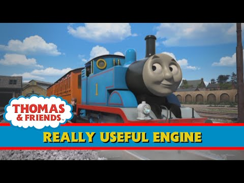 Really Useful Engine (HD) [The Adventure Begins]