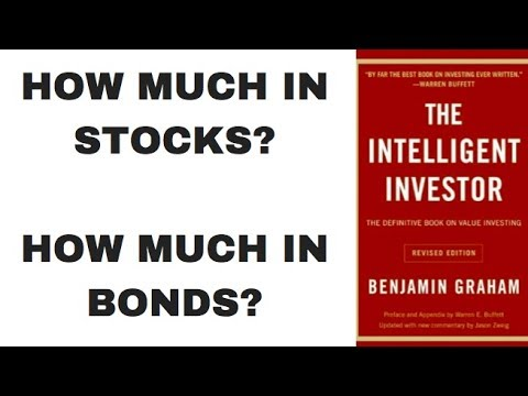 THE INTELLIGENT INVESTOR - FULL BOOK SUMMARY - CHAPTER 4