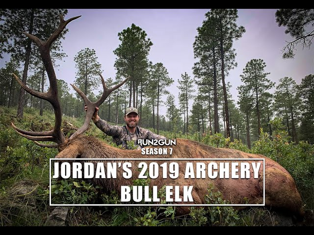 Archery Elk Hunt-New Mexico-
