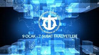 İMEAK Deniz Ticaret Odası Ocak - Şubat Ayı Faaliyetleri