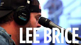 "Lee Brice ""Drinking Class"" // SiriusXM // The Highway"