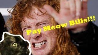 Megadeth ft. The Metal Cat - Peace Sells