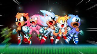 Sonic Mania Plus : Hyper Forms Gameplay...