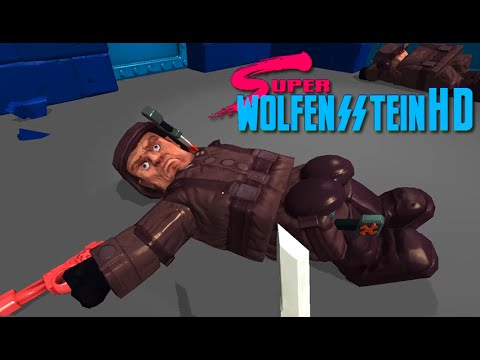Super Wolfenstein HD FPS Gamejolt
