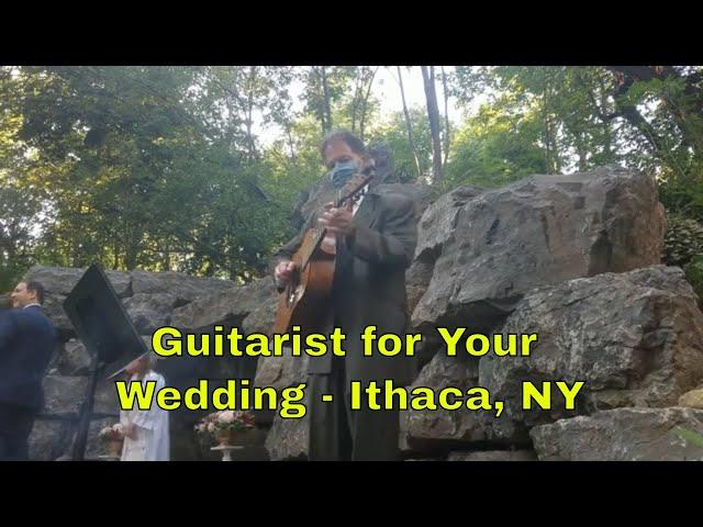 Wedding Guitarist | Ithaca Rochester Syracuse Binghamton Elmira