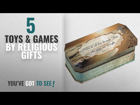 Top 10 Religious Gifts Toys & Games [2018]: Philippians 4:13 Religious I Can Do All This Through Him
