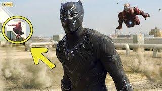 10 Cosas Que debes saber de Black Panther | Marvel