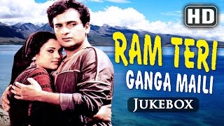 All Songs of Ram Teri Ganga Maili {HD} - Mandakini - Rajiv Kapoor - Divya Rana