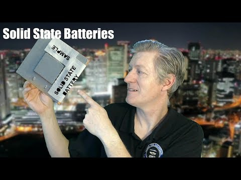 Solid State Batteries Just Around the Corner?
