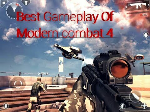 Can I Complete 1level || Modern Combat 4