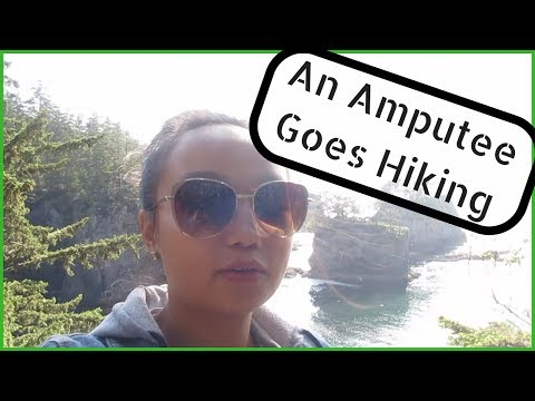 Vlog#7 WA Vaca Day#3 - An Amputee Goes Hiking To Cape Flattery 06.05.17