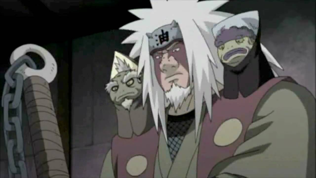 wallpaper jiraiya sage mode