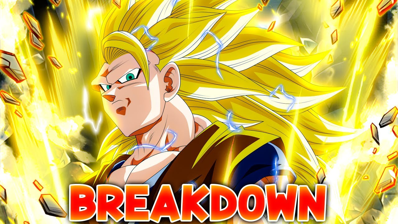 (Dragon Ball Legends) FULL DETAILS ON PUR SSJ3 GOKU'S ZENKAI! IS HE POTENTIALLY ONE OF THE BEST?