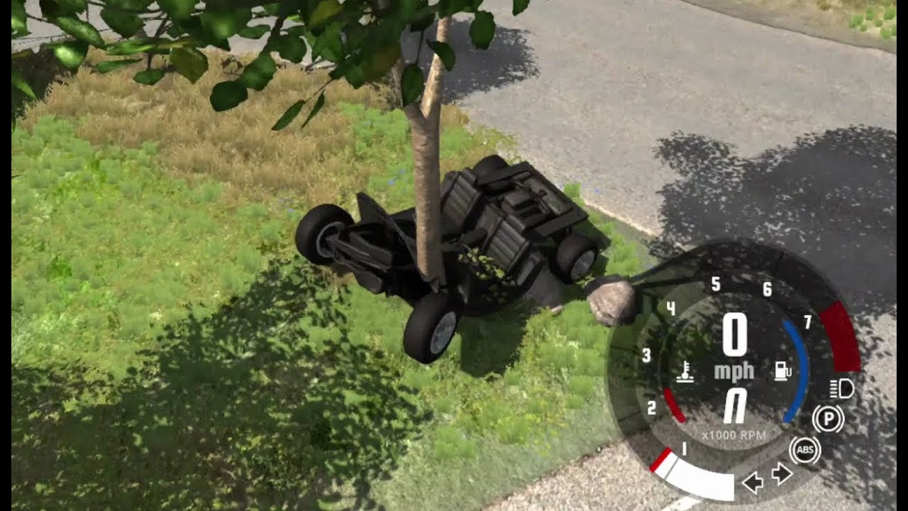BEAMNG DRIVE - MBP2012 Using Quicktime Player (Mac/Crossover)