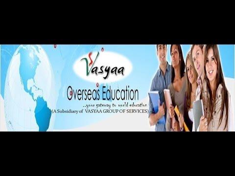 Vasyaa Overseas Education
