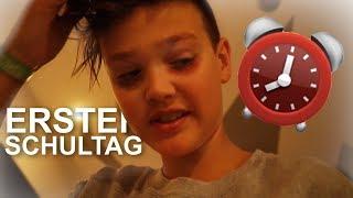 ERSTER SCHULTAG - Daily Vlog 7 (2. Vlog nach GC)