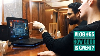 HOW GOOD IS GWENT?   VLOG 65