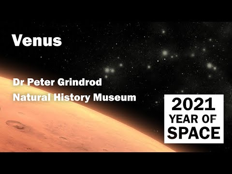 The Geology of Venus