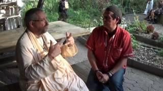 Entrevista Guru Paramaivaiti Swami  por Gerardo Said - Fest Corazón Madre Tierra  21 Junio 2017