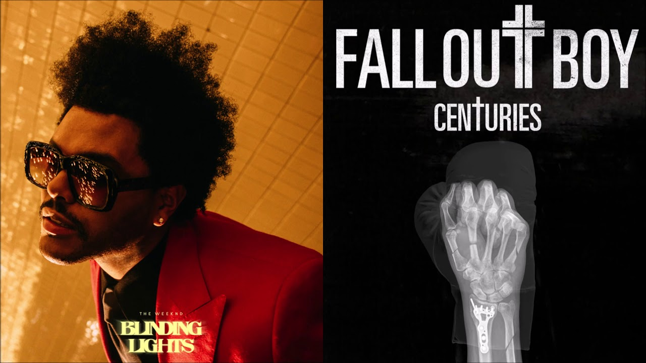 Blinding Centuries (mashup) - The Weeknd + Fall Out Boy