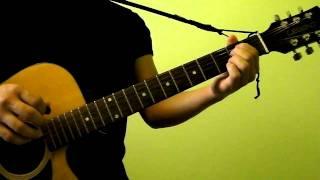 Grenade - Bruno Mars - Easy Guitar Tutorial (No Capo)