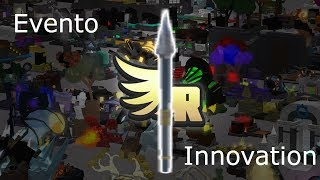 How to make the event #4 (Spear) -Roblox-