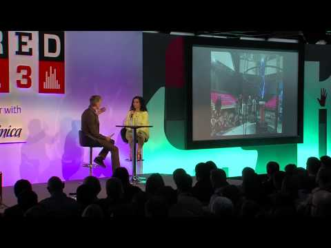 Bjork: On Music and Biophilia - The Sound of Nature | WIRED 2013 | WIRED