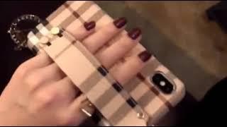 아이폰 삼성 갤럭시 명품 폰케이스 손목스트랩 스타일그램