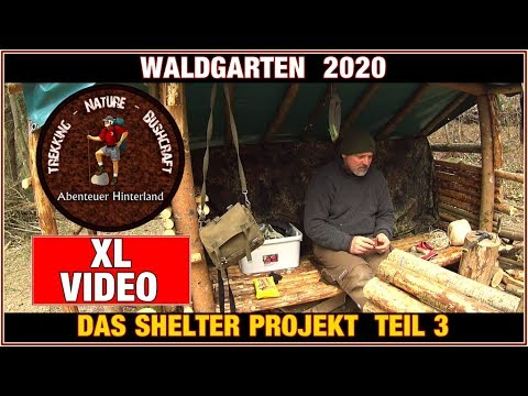 ???? Waldgarten / Forest Camp 2020 #04 ????