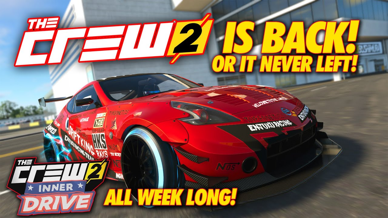 THE CREW 2 IS BACK NEW UPDATE THIS WEEK!