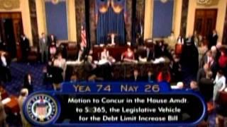 Zprávy NTD - Obama vyzývá politiky ke spolupráci na oživení ekonomiky USA