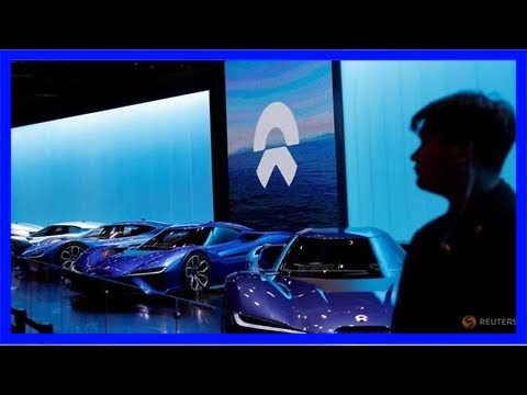 China electric car startup nio raises over us$1 billion from tencent, others - sources