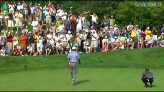 Tiger Woods gets win #71 at the '09 BMW Championship