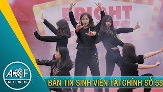AOF NEWS 53 - Bản tin Sinh viên Tài Chính - Học viện Tài Chính