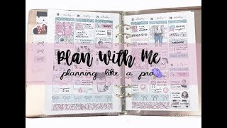 Plan With Me | Explore The World | Planning Like A Pro | Jesenia's Printables