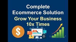 Komple e-Ticaret Çözümü ® - Devrimci Çözüm | AG Teknolojileri USA, LLC™