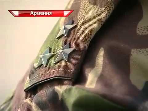 Будни и праздники пограничников в Армении..mp4