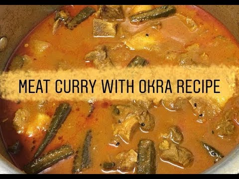 how to make soya meat curry