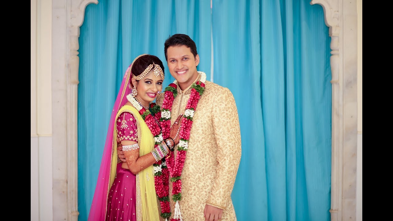 The Wedding Vows – From This Moment (Kruti & Sneh's Wedding Film)