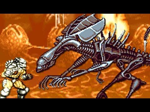 Alien vs Predator (Arcade) All Bosses (No Damage)