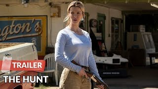 The Hunt 2020 Trailer HD | Betty Gilpin | Hilary Swank