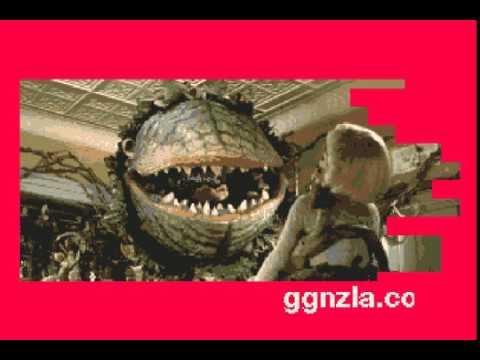 ggnzla KARAOKE 336, Little Shop Of Horrors - SOMEWHERE THAT'S GREEN